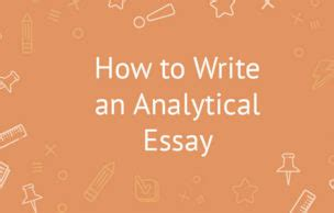 Writing an organizational analysis papers